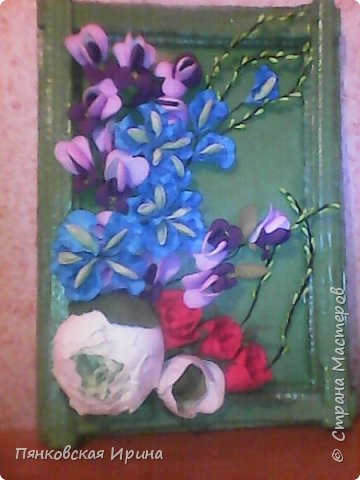цветы для украшения из фоамирана фото 5