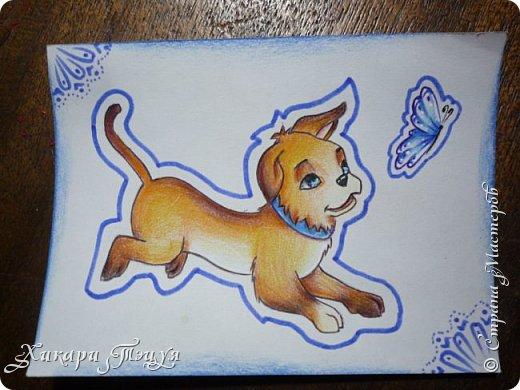 Приветик) Нарисовала три небольших рисуночка на одну тему. фото 2