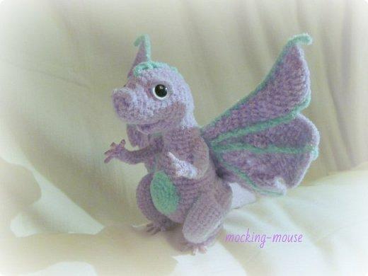 Маленький дракончик  фото 2