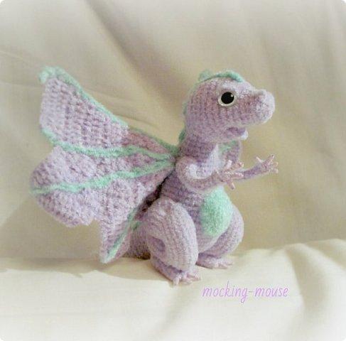 Маленький дракончик  фото 3