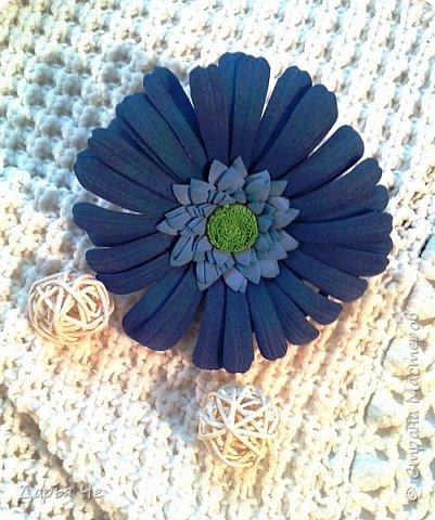 Здравствуйте, девочки!!! Сегодня у меня цветочки для заколочек и резиночек. фото 2