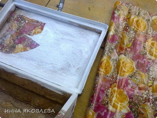 Ну вот и еще один чемодан стал жертвой моего творчества! фото 11