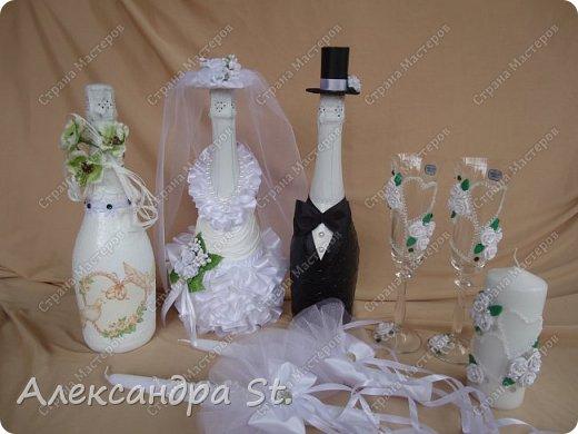 Добрый вечер страна мастеров ! Хочу поделиться с вами новым свадебным наборчиком. фото 1
