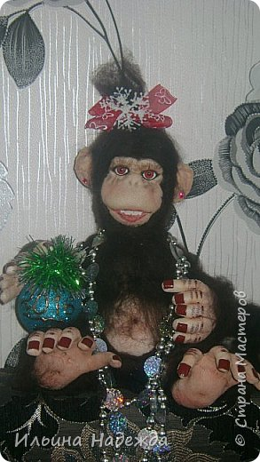 Мои обезьянки фото 2