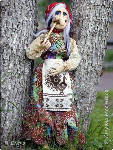 baba Yaga Моя бабушка курит трубку. фото 4