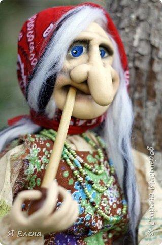 baba Yaga Моя бабушка курит трубку. фото 5