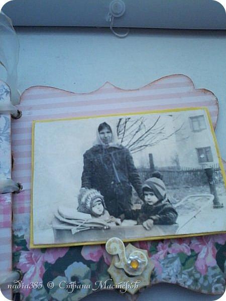 Здравствуй дорогая  моя Страна Мастеров! Хочу показать тебе мой первый альбомчик сделанный для моей сестры на день рождение.   фото 12