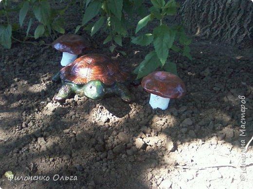 И снова садовая поделка фото 1