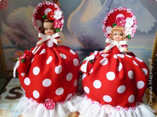 Куклы Грелки фото 1