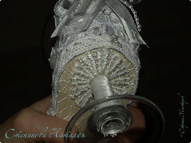 Добрый день, вчера выставляла на ваш суд мою первую туфлю-бокал, с процессом изготовления http://stranamasterov.ru/node/1036201. Моя неугомонная душа захотела сделать вторую да побыстрее, с учетом всех косяков! Итак, встречайте, подарок для моей сестры. фото 8