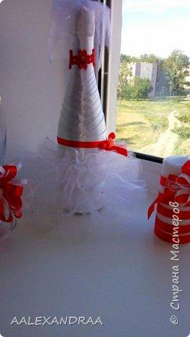 Первый мой наборчик на свадьбу. Очень старалась,надеюсь жениху с невестой понравится. фото 6
