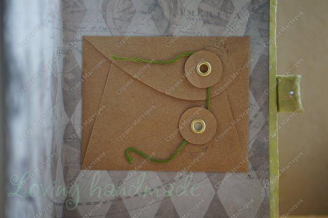 Всем доброго времени суток! Хочу показать вам блокнот, который я сделала в качестве подарка своему брату.  фото 7