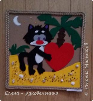 """Выставка работ моих учеников """" Мартовские коты """" фото 2"""