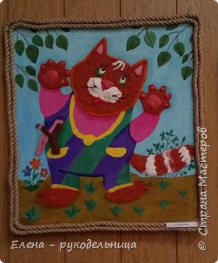 """Выставка работ моих учеников """" Мартовские коты """" фото 1"""