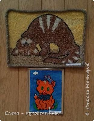 """Выставка работ моих учеников """" Мартовские коты """" фото 7"""