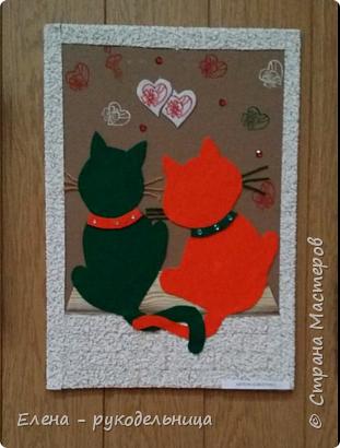 """Выставка работ моих учеников """" Мартовские коты """" фото 5"""