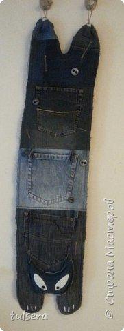 Старые джинсы превращаются.... фото 3