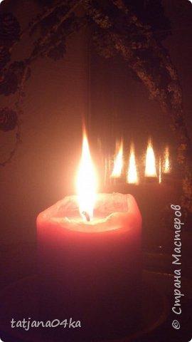Магия горящей  свечи фото 8