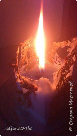 Магия горящей  свечи фото 3
