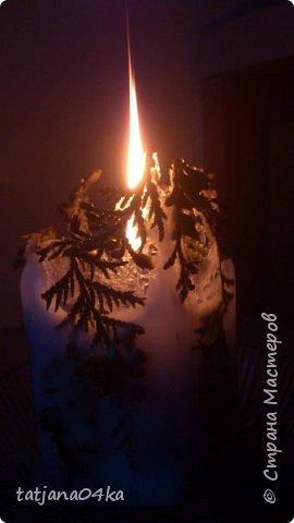 Магия горящей  свечи фото 4