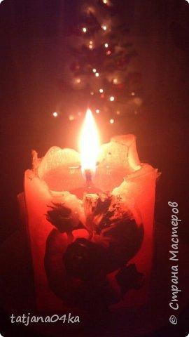 Магия горящей  свечи фото 7