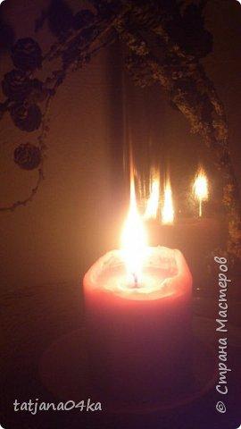 Магия горящей  свечи фото 9