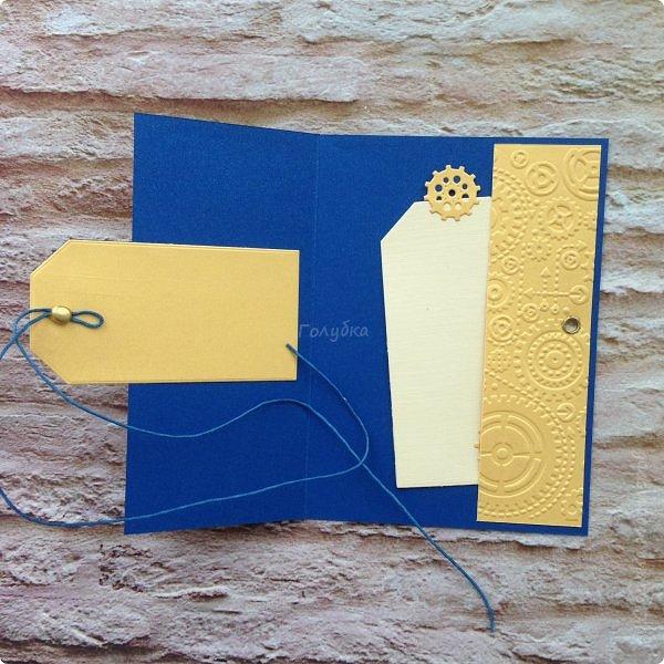 Это заказ, лифтинг открытки Юлены. Открытка достаточно большая. В развернутом виде на пару см меньше А3 фото 7