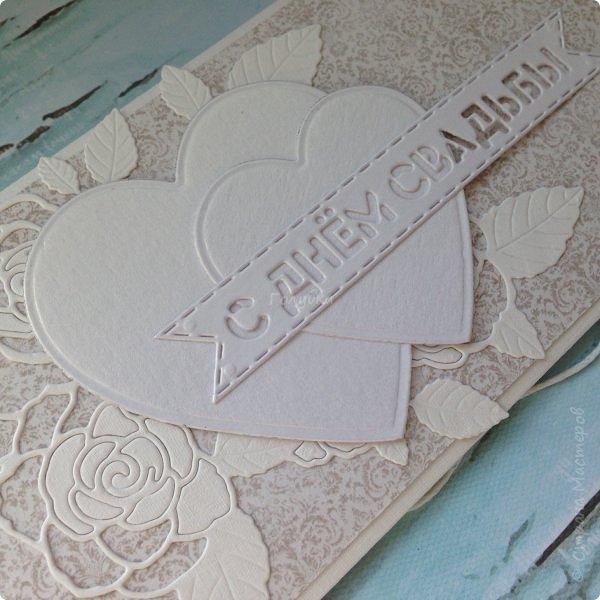 Вот еще пара конвертов подоспела:)  Один летнее настроение, второй свадебный:) фото 8