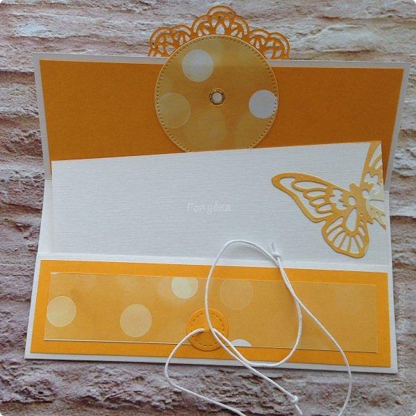 Вот еще пара конвертов подоспела:)  Один летнее настроение, второй свадебный:) фото 5