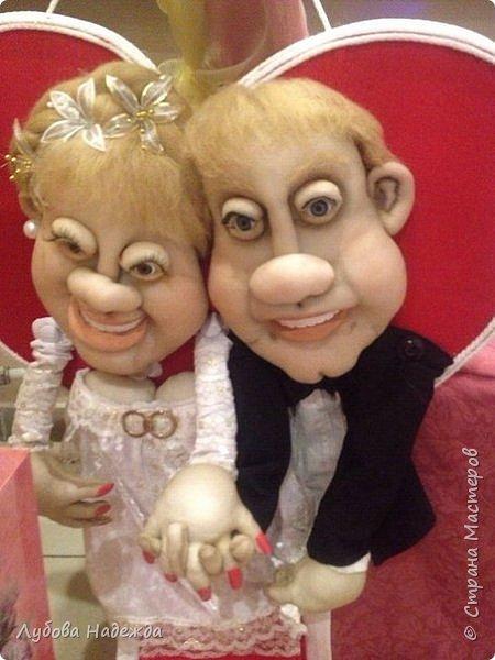 Тили-тили-тесто, жених и невеста...  фото 12