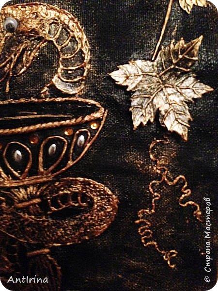 Виноград из монет на подарок медику фото 3