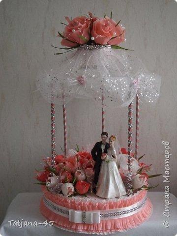 Свадебная беседка. фото 2
