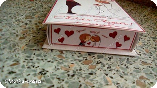 Все таки мысли и действия материальны)  Стоило создать шаблончик для шоколадок на свадьбу, как по мановению волшебной палочки, сразу две свадьбы организовалось) Встречайте коробочки на 18 и 12 штучек шоколада) фото 4