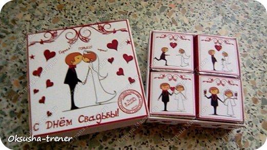Все таки мысли и действия материальны)  Стоило создать шаблончик для шоколадок на свадьбу, как по мановению волшебной палочки, сразу две свадьбы организовалось) Встречайте коробочки на 18 и 12 штучек шоколада) фото 19