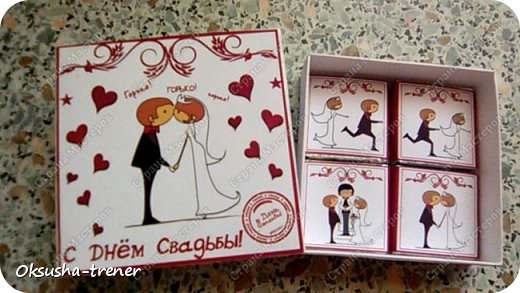 Все таки мысли и действия материальны)  Стоило создать шаблончик для шоколадок на свадьбу, как по мановению волшебной палочки, сразу две свадьбы организовалось) Встречайте коробочки на 18 и 12 штучек шоколада) фото 21