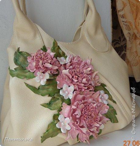 Купила в Кисловодске сумочку и вот по приезду решила её оформить и передать хорошее ,летнее настроение.... фото 3