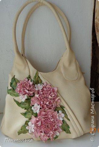 Купила в Кисловодске сумочку и вот по приезду решила её оформить и передать хорошее ,летнее настроение.... фото 4