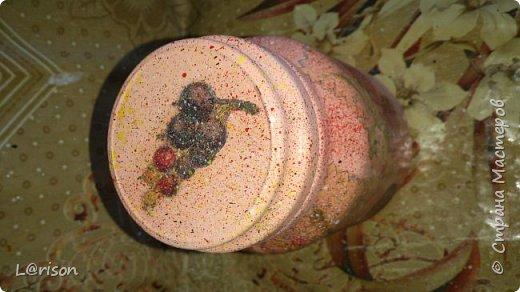 Баночка для сыпучих продуктов фото 2