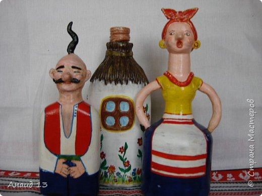 Бутылочки-сувениры фото 1