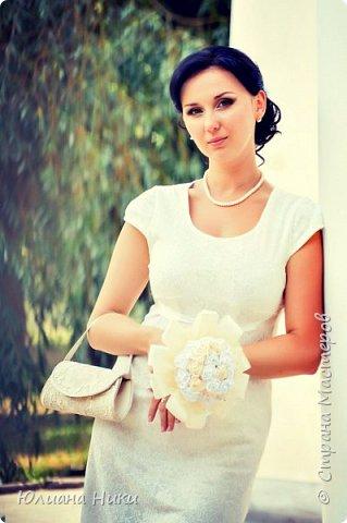 Мой свадебный букет! фото 6