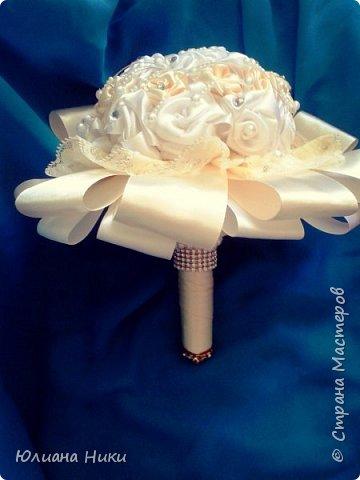 Мой свадебный букет! фото 1