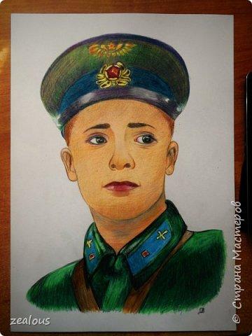 Солдат фото 1