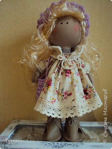 летняя девчушка фото 1