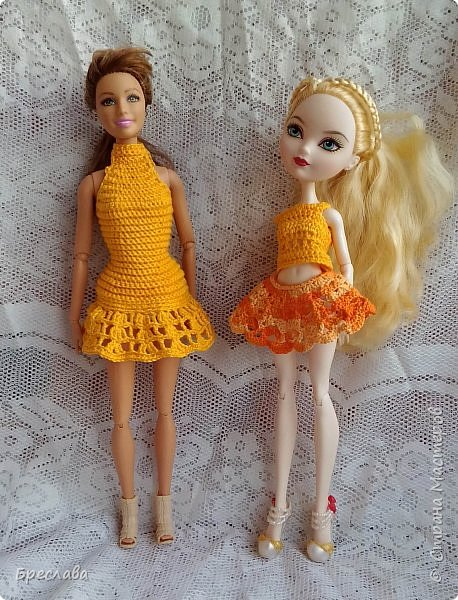 Это куклы моей дочуры. Софья и Николай. Очень старые. Решила порадовать и дочку и эту парочку, прошедшую вместе и огонь и воду.  фото 2