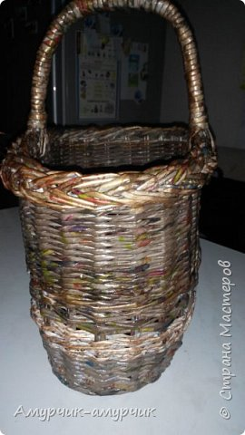 Плетеные корзинки фото 5