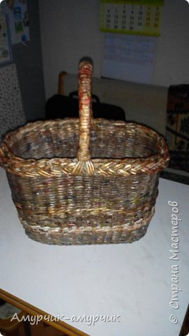 Плетеные корзинки фото 2