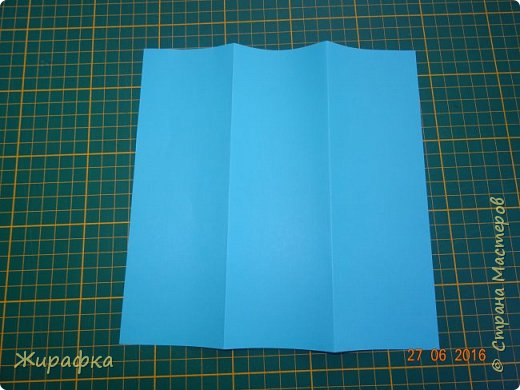 Органайзер из бумаги. Просто и компактно. фото 7