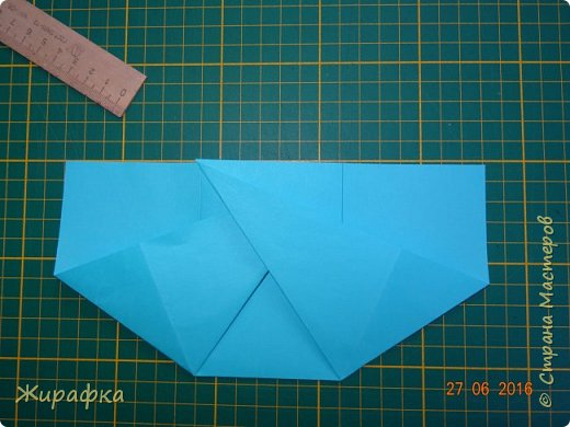 Органайзер из бумаги. Просто и компактно. фото 12