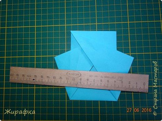 Органайзер из бумаги. Просто и компактно. фото 15