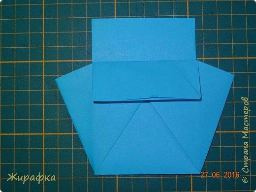 Органайзер из бумаги. Просто и компактно. фото 22